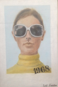 """Leif Åström """"Titel 1968"""" 2012"""