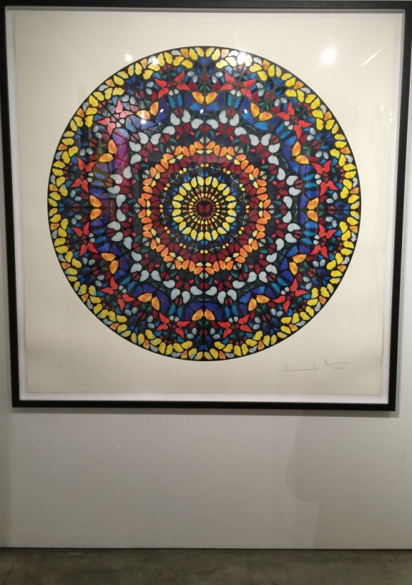 Daimen Hirst Taglialatella Gallery