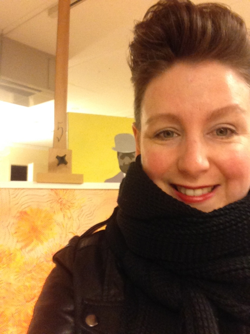 Jeanette Konstkommunikatör