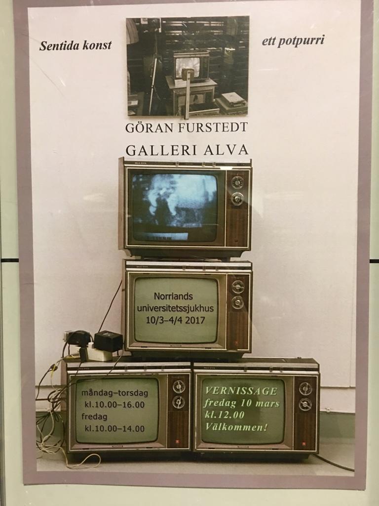 A&F Tipsar om Konst, Galleri Alva,NUS